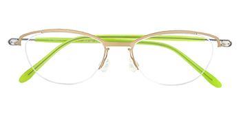 YS-203 col.Gold Matt/Green